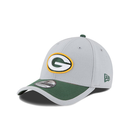 Green Bay Packers 2015 Sideline Men s 39THIRTY Gray Hat 8831877f8