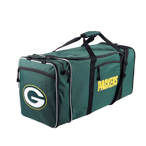 northwest,green bay packers,duffle,duffel,bag,backpack,luggage,travel,accessories