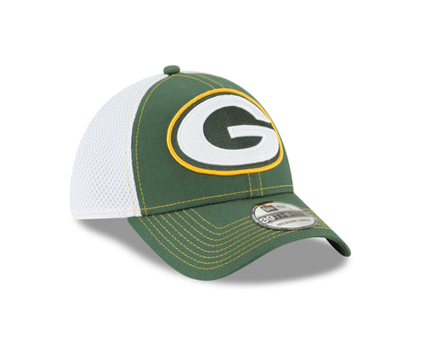 new era,cap,green bay packers,39thirty,3930,mega,team,neo,2,baseball cap,hat,headwear,clothing accessories,flex fit