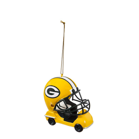 "Green Bay Packers 4"" Field Cart Ornament"