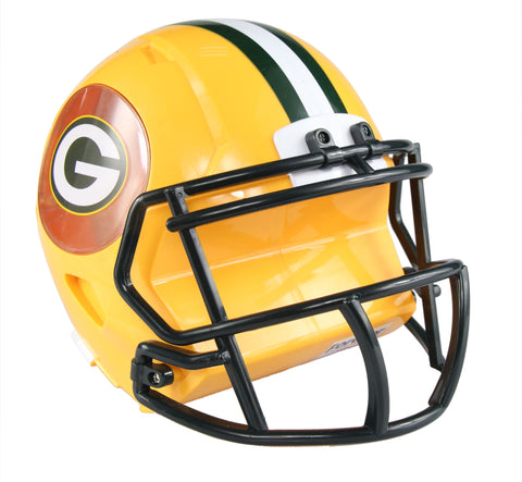 forever collectibles,foco,team,beans,green bay packers,abs,helmet,bank,piggy,money,jar,toy,figure,figurine,statue