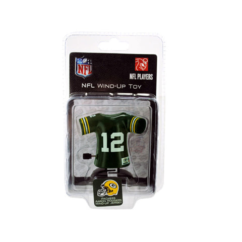 green bay packers,aaron rodgers,wind,up,toy