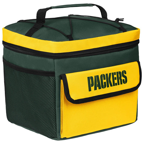 forever collectibles,green bay packers,all,star,allstar,bungie,lunch,bag,pail,lunchbox,food,storage,containers,insulated,cooler