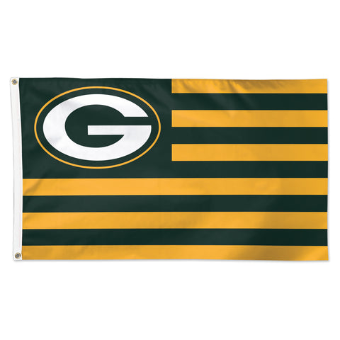 wincraft,green bay packers,americana,deluxe,flag,yard,garden,outdoor,home,decor,decoration