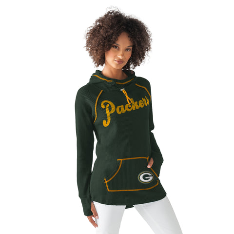 G-iii,g3,green bay packers,fleece,pull-over,pullover,pull over,hoodie,hoody,sweater,sweatshirt,womens,clothing accessories,top