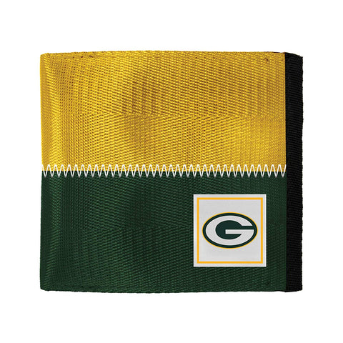 Green Bay Packers Belted Bifold Wallet