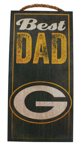 green bay packers,best,dad,sign