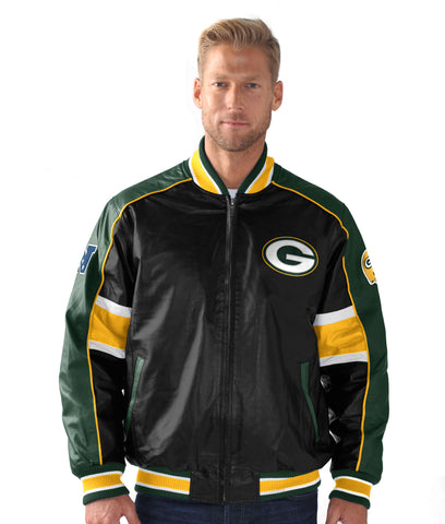 green bay packers,leather,jacket