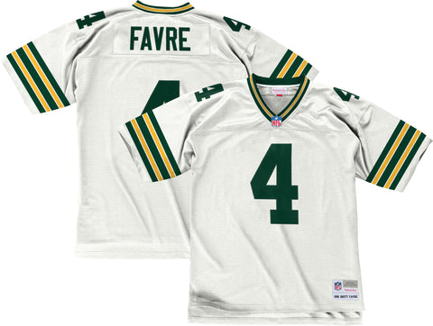 sld,mitchell,and,ness,green bay packers,brett favre,vintage,throwback,throw,back,jersey,clothing,tops,outerwear,reebok,adidas