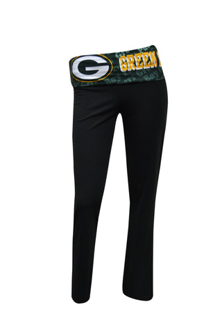 green bay packers,pants,foldover,waistband