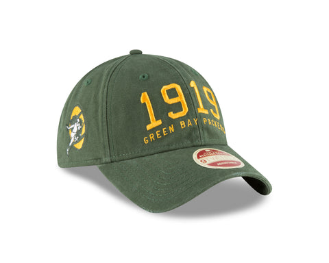 new era,green bay packers,9twenty,920,9 twenty,established,team,baseball cap,hat,headwear,clothing accessories,flex fit,snapback,snap back