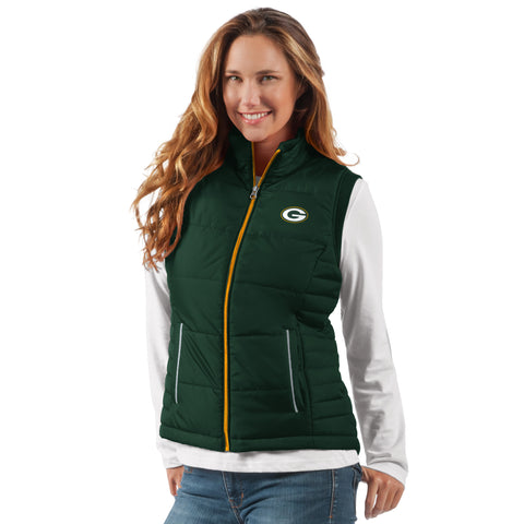 Green Bay Packers First Down Polyfill Vest