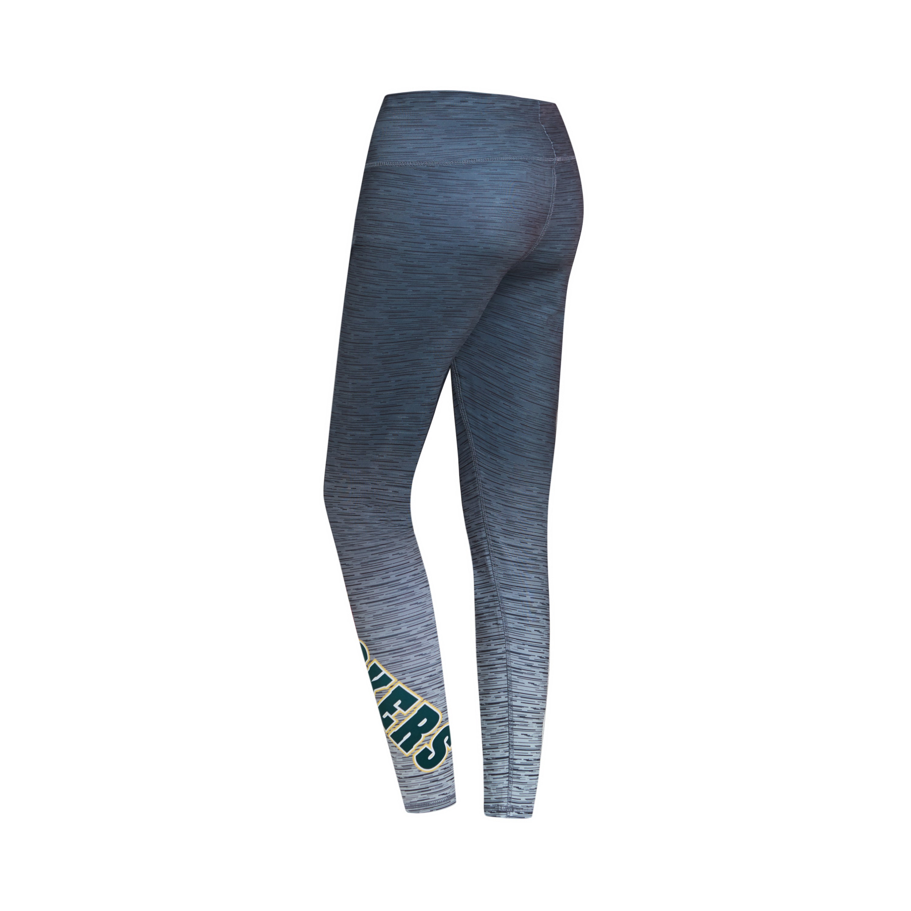 Concept Sports Green Bay Packers Dynamic AOP Womens Sublimation Capris
