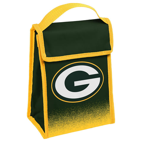 forever collectibles,green bay packers,gradient,lunch,bag,pail,lunchbox,food,storage,containers,insulated,cooler