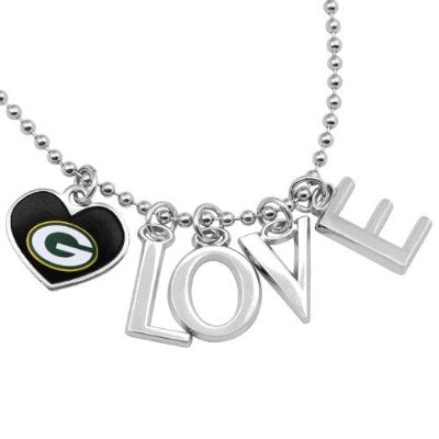 green bay packers,necklace,touch,by,alyssa