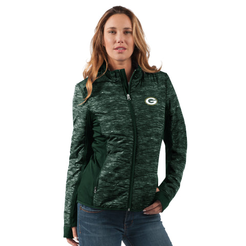 Green Bay Packers Huddle Full Zip Jacket