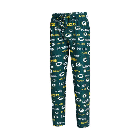 Green Bay Packers Midfield AOP Knit Pants