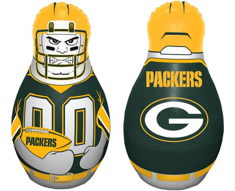 green bay packers,mini,tackle,buddy