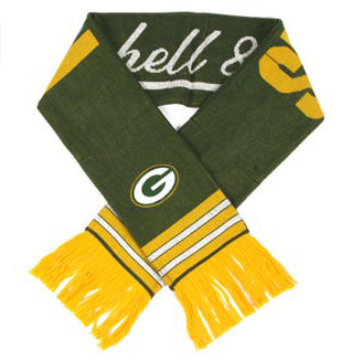 Green Bay Packers Mitchell & Ness Team Scarf