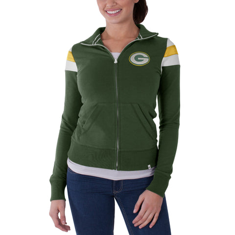 green bay packers,crossover,track jacket
