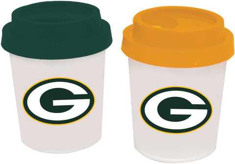 the,memory,company,green bay packers,salt,pepper,shaker,mill,set,kitchen,accessories,gameday,game day,tailgate,tailgating