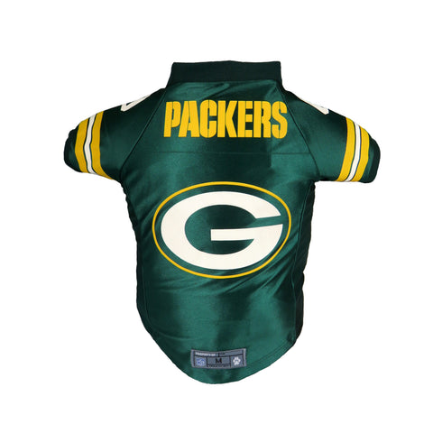littlearth,little,earth,green bay packers,dog,premium,pet,jersey,clothing accessories,animal,clothing,costume