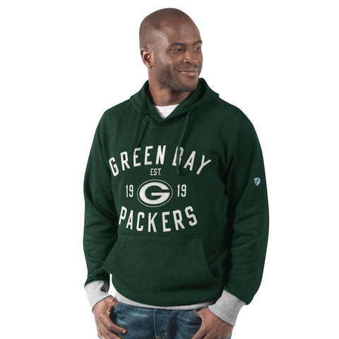Green Bay Packers Prestige Pullover Hoody