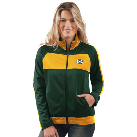 Green Bay Packers Punt Track Jacket