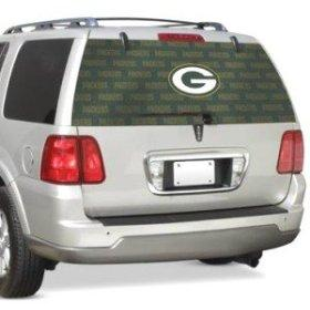 green bay packers,window,cling