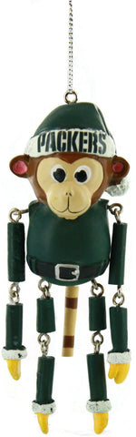 green bay packers,dangling,monkey,ornament
