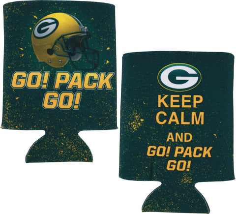 kolder,green bay packers,bottle,can,cooler,holder,tailgate,tail gate,gameday,game day,barware,bar,ware,drinkware,sleeve,holder