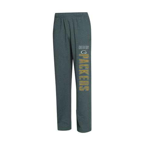 Green Bay Packers Squeeze Play Knit Pants, Green