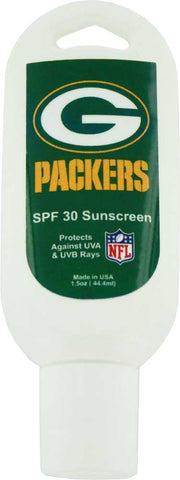 Green Bay Packers Sunscreen