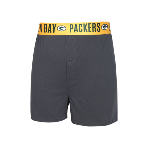 concepts sport,college concept,green bay packers,title,knit,boxer briefs,underwear,clothing accessories