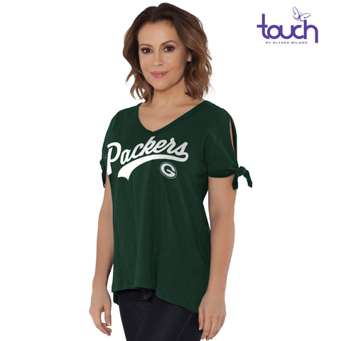 Green Bay Packers Touch First String Women's Tee