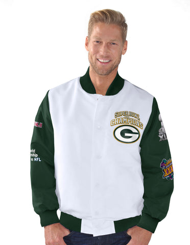 green bay packers,super,bowl,champions,jacket