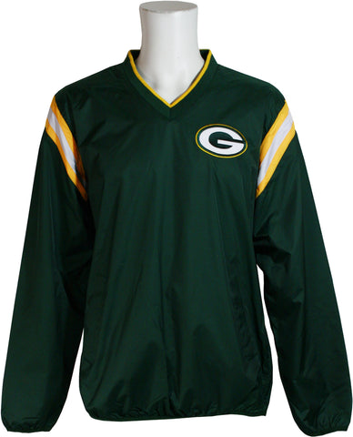 G-iii,Giii,G3,green bay packers,pullover,pull-over,windbreaker,wind,breaker,jacket,coat,outerwear,clothing accessories