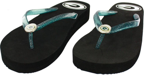 green bay packers,sandals