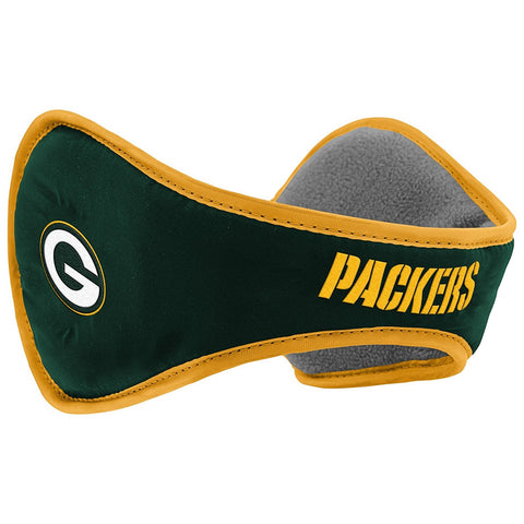 genuine,outerstuff,outer stuff,green bay packers,winter,ear,muffs,earmuffs,winter gear,clothing accessories,hats,caps
