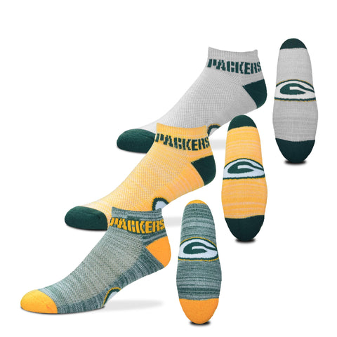 for,bare,feet,green bay packers,$100,RMC,grid,heathered,no,show,socks,footwear,clothing accessories