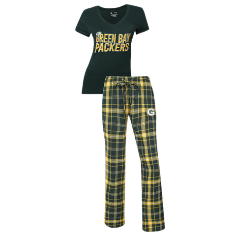 concept,sports,green bay packers,halftime,half,time,sleep,set,pants,shirt,t-shirt,tee,tshirt,tops,pajamas,pjs,sleepwear,loungewear,clothing accessories