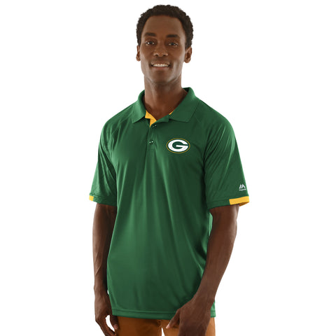 vf imagewear,majestic,green bay packers,polo,shirt,casual,dress,t-shirt,tshirt,tee,tops,clothing accessories