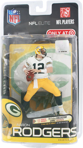 aaron rodgers,nfl,elite,action,figure