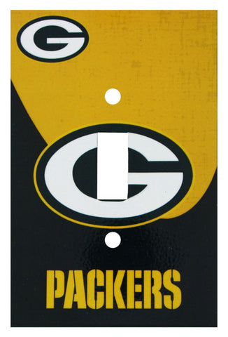 green bay packers,light,switch,cover