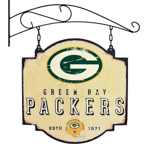 NFL Green Bay Packers Men's Tavern Sign, Small, Multicolor