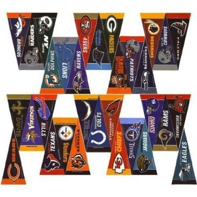 national football league,nfl,pennants