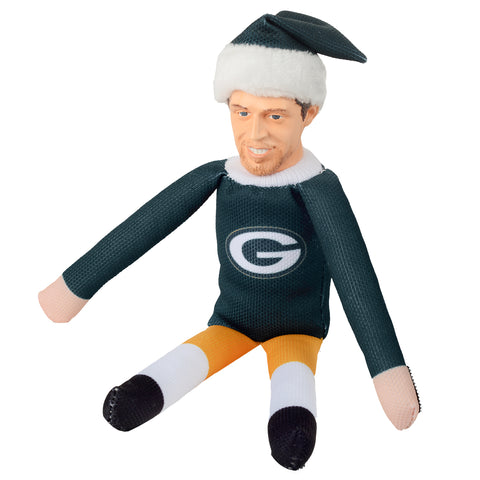 Green Bay Packers Aaron Rodgers #12 Player Elf