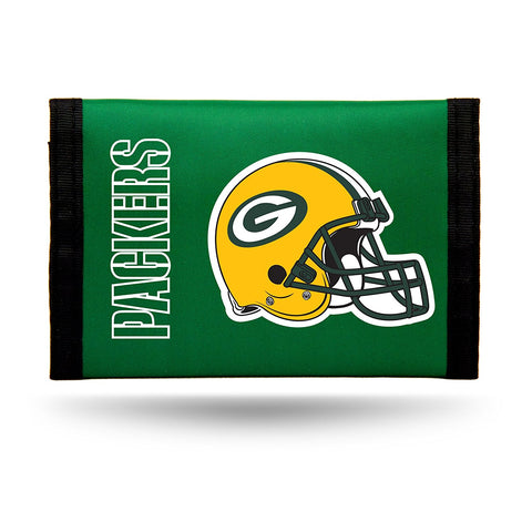 Nylon Wallet - Green Bay Packers
