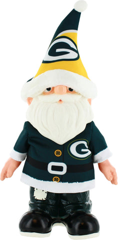 green bay packers,santa,gnome,ornament