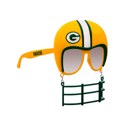 green bay packers,novelty,sunglasses